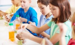 What are we teaching kids by only giving them 20 minutes for lunch